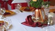 Свадебный декор в усадьбе О-рай