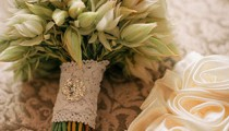 Свадьба в стиле rustik. Букет. Фото.