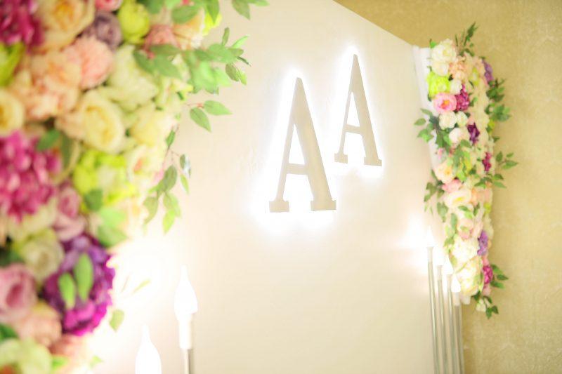 22 июня, Александр & Анастасия (кафе «Жасмин»)