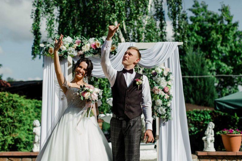 1 июня, Алексей & Ольга (кафе Птичь)