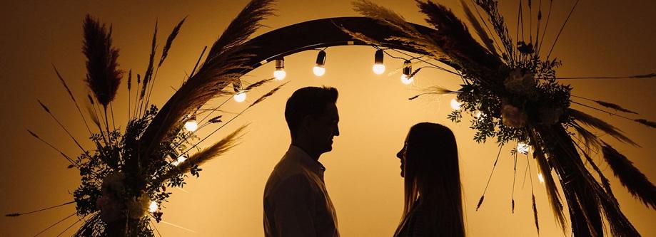Создание свадебных фотозон
