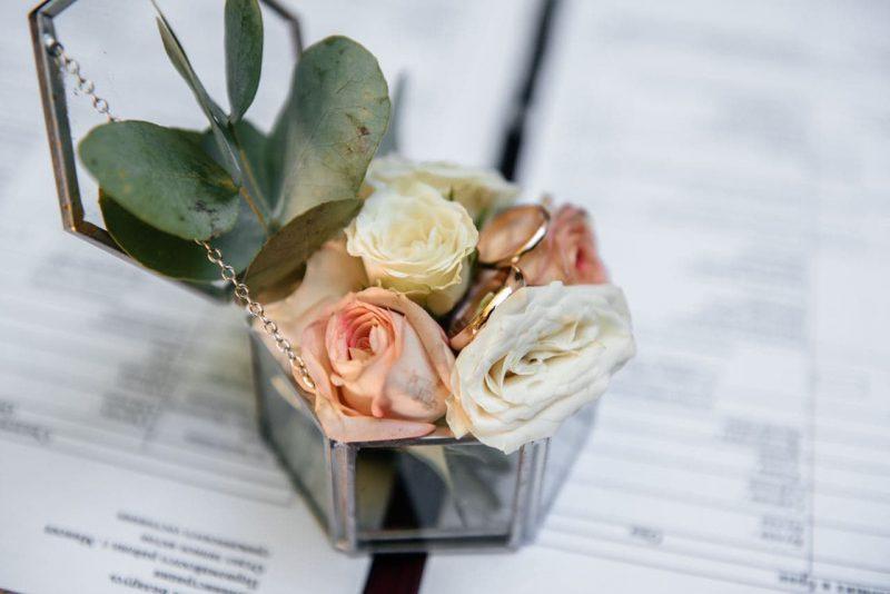"""Декор свадебного зала и выездной регистрации в ресторане """"Park Hall"""". Свадебная флористика, план рассадки."""