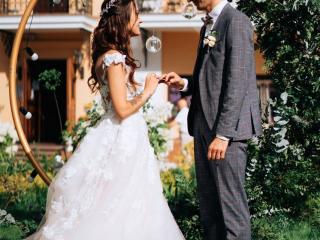 Оформление свадьбы в усадьбе Ваньковичей